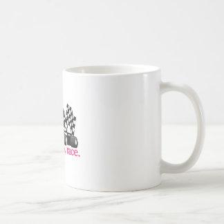 Rennen (gehen Kart) Kaffeetasse