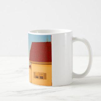 Rennen-Punkt-Leuchtturm Cape Cod Kaffeetasse
