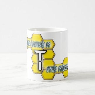 Renner-Tee-Tasse Verwandlungstasse