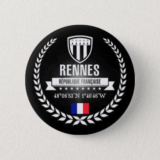 Rennes Runder Button 5,7 Cm