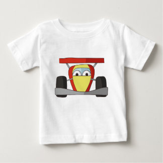 Rennwagen Baby T-shirt