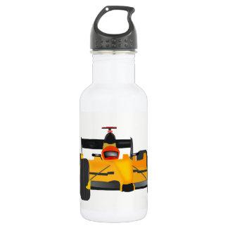 Rennwagen Edelstahlflasche