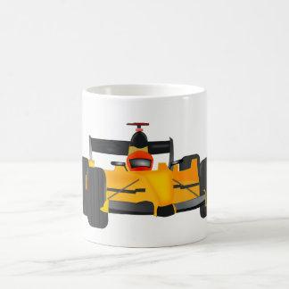 Rennwagen Kaffeetasse