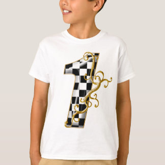 Rennwagen Nr. 1 T-Shirt
