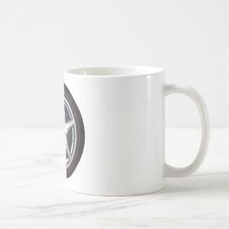 Rennwagen-Rad Kaffeetasse
