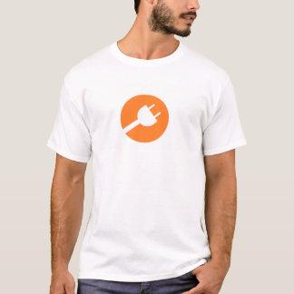 RenoGeek Stecker-T-Stück T-Shirt