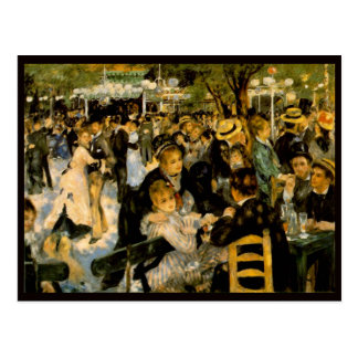 Renoir Kunst-Postkarte Postkarte