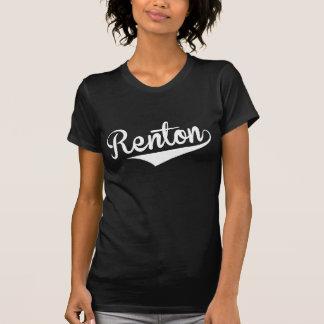 Renton, Retro, T-Shirt
