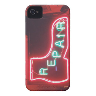 Repare Leuchtreklame NYC iPhone 4 Case-Mate Hülle