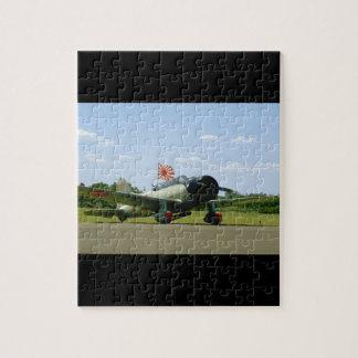 Replik-Sturzbomber, vordere Angle_WWII Flugzeuge Foto Puzzle