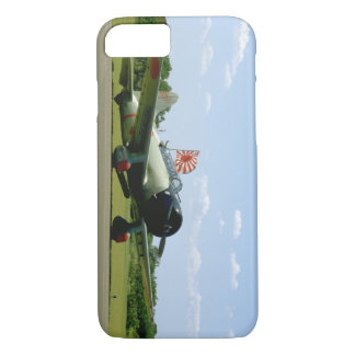 Replik-Sturzbomber, vordere Angle_WWII Flugzeuge iPhone 7 Hülle