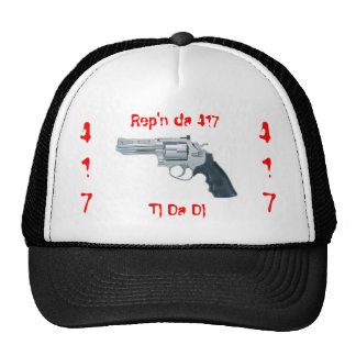 Rep'n DA 417 Tj DA DJ Retrokappe