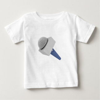 Reportermikrofon Baby T-shirt