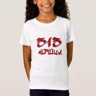 Repräsentant Motown (313) T-Shirt