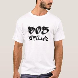 Repräsentant Portland (503) T-Shirt