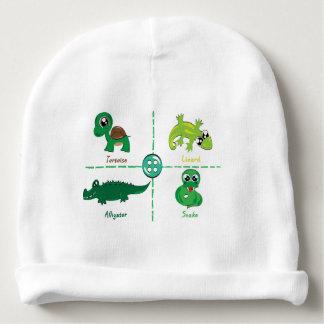 Reptil Babymütze