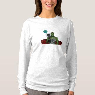 Reptilian-Außerirdische T-Shirt