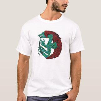 Reptilian-Form-Schieber T-Shirt