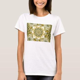 Reptilian - Fraktal-Kunst T-Shirt