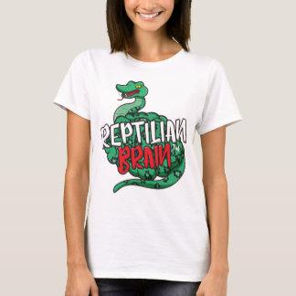 Reptilian-Gehirn-T-Stück T-Shirt