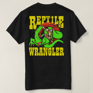 REPTILWRANGLER komodo Drache T-Shirt