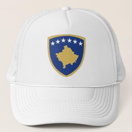 Republic of Kosovo Truckerkappe