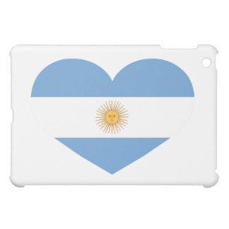 República Argentinien Herz iPad Mini Hülle