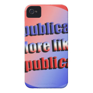 Republicant iPhone 4 Etuis