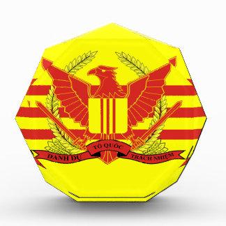 Republik der Südvietnam-Streitkraft-Flagge Auszeichnung