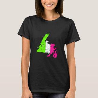 Republik des Neufundland-Damen-T - Shirt