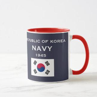 Republik- Koreamarine-Tasse 한국해군머그컵공화국 Tasse
