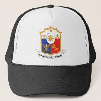 Republik Philippinen, Pilipinas Truckerkappe