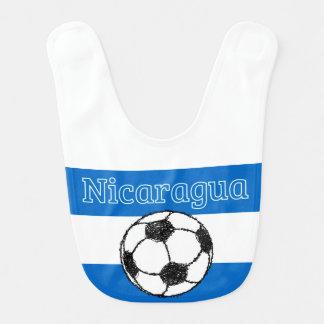 Republik von Fußball Nicaraguas | Babylätzchen