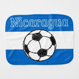 Republik von Fußball Nicaraguas | Spucktuch