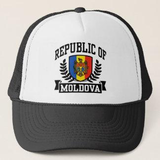 Republik von Moldau Truckerkappe