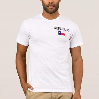Republik von Texas; Erinnern Sie sich das an T-Shirt