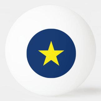 Republik von Texas Ping-Pong Ball