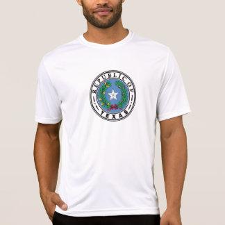 Republik von Texas-Siegel T-Shirt