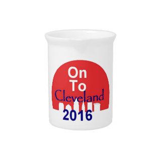 Republikaner-Versammlung 2016 Getränke Pitcher