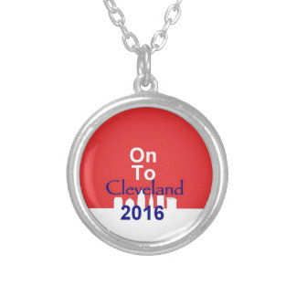 Republikaner-Versammlung 2016 Versilberte Kette