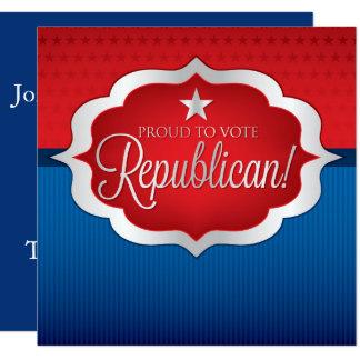Republikanisch Karte