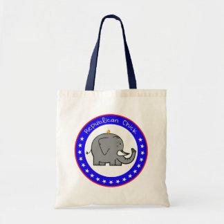 Republikanische Küken-Tasche Tragetasche
