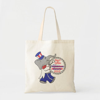 Republikanische Senats-Tasche Budget Stoffbeutel