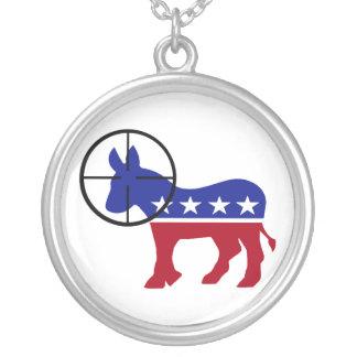 Republikanische Versilberte Kette