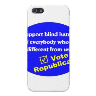 Republikanischer AntiT - Shirt iPhone 5 Hüllen