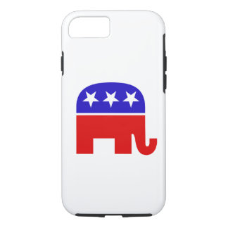 Republikanischer Elefant iPhone 8/7 Hülle