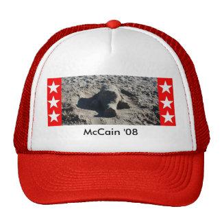 Republikanischer Elefant, McCain '08 Truckermütze