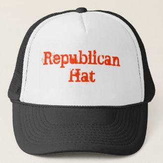 Republikanischer Hut Truckerkappe