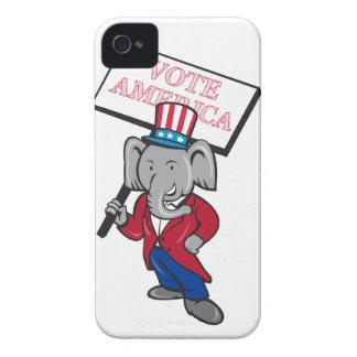 Republikanischer iPhone 4 Hülle