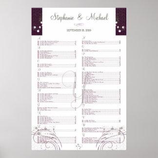 *** RESERVIERTES *** für Stephanie+Michael Poster